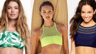 bikini trend 2015 hoge hals