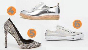 Fashion battle – metallic vs oranje