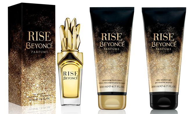 Win Beyoncé Rise pakket