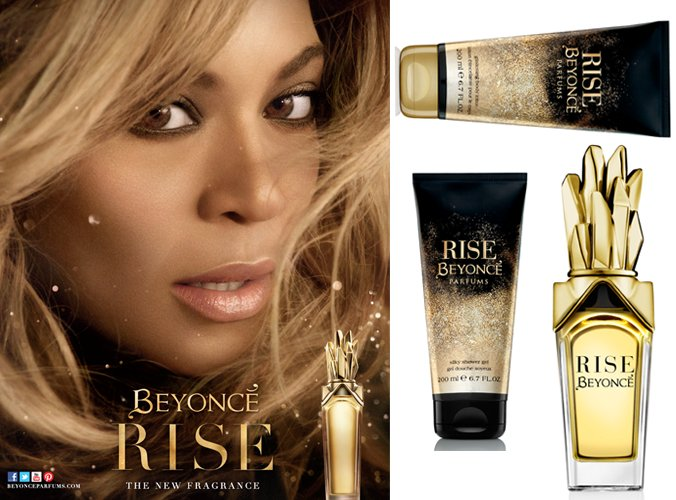 FM Mother's Day giveaway - Win Beyoncé Rise pakket