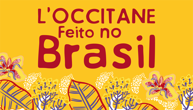 L' Occitane Au Bresil collectie