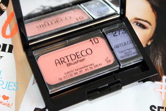 Artdeco 'Love is in the Air' Beauty Box Quattro + refillable eyeshadows en blush