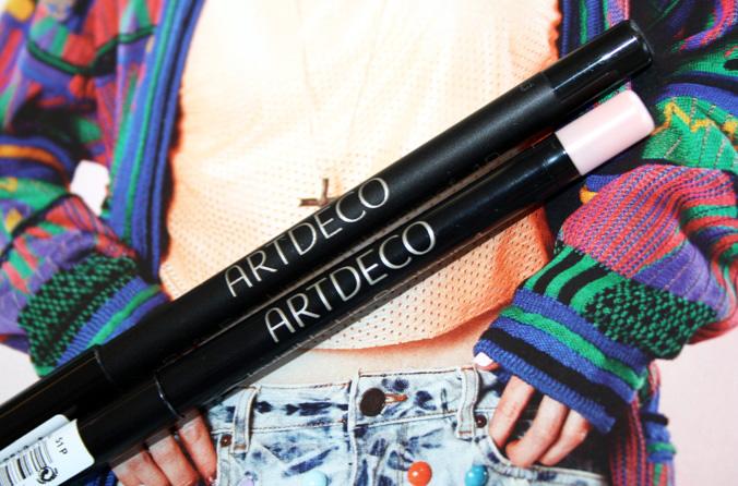 Artdeco Soft Eye Liner en Invisible Lip Contour