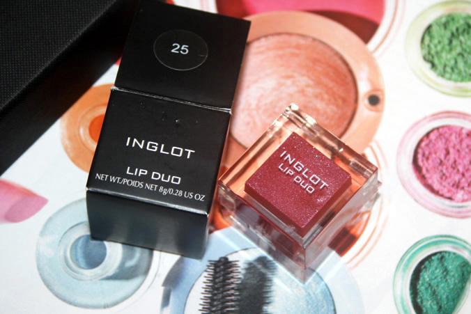 Inglot Lip Duo 25