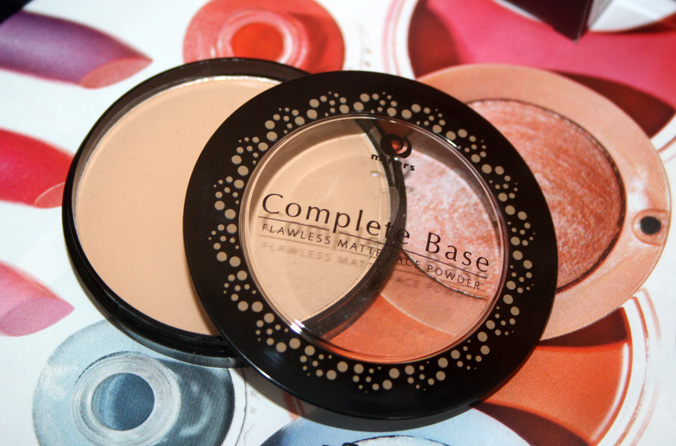 Miners Cosmetics Matte Face Powder