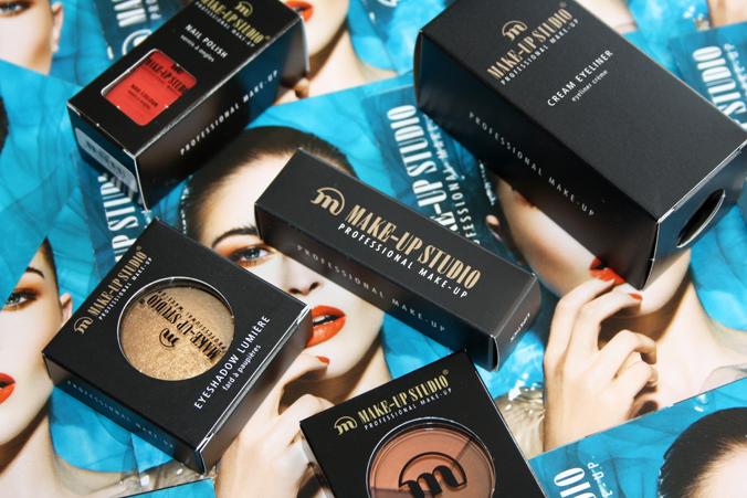 Make-up Studio 'Private Tangerine' collectie