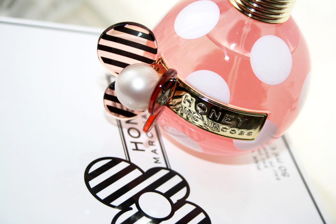 Pink Honey geur