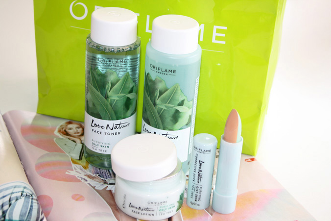 Oriflame 'Love Nature' Tea Tree
