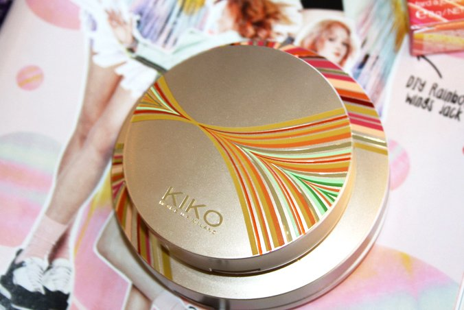 Doosjes KIKO Essential Bronzer en Sun Lovers Blush