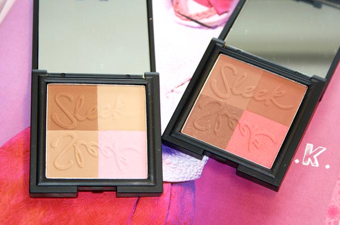 Nieuwe Sleek Bronze Blocks doosjes open
