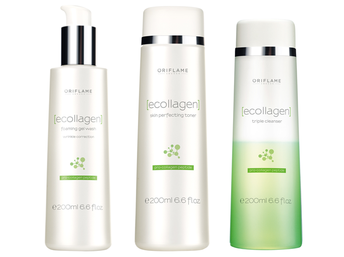 Oriflame Ecollagen producten