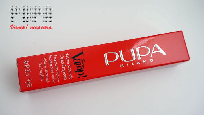 Pupa Vamp mascara