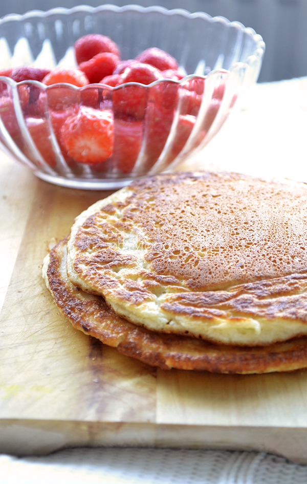 luchtige american pancakes