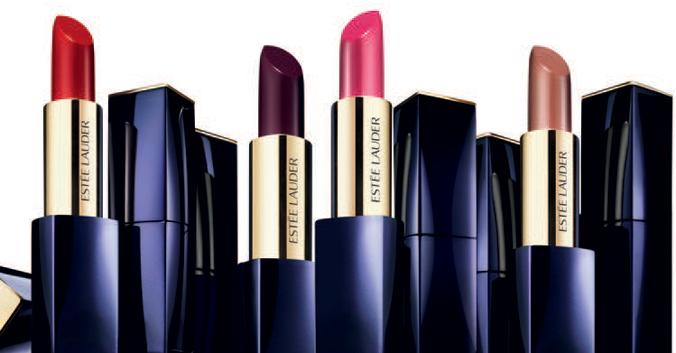 Estée Lauder Pure Color Envy Sculpting lipsticks