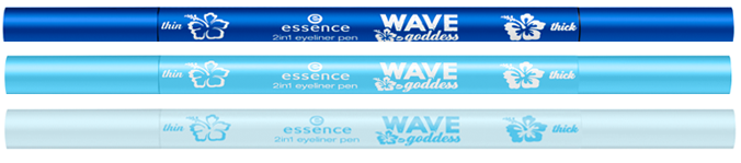 Eyeliner Essence Wave Goddess collectie