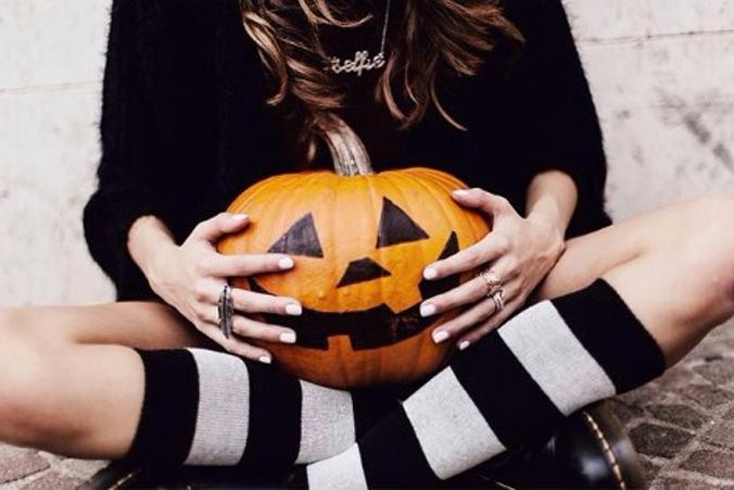 Halloween-feestjes