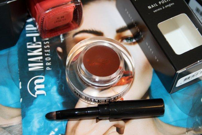 'Private Tangerine' Cream Eyeliner - Brown