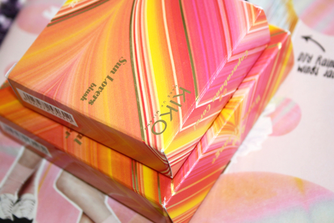 KIKO Essential Bronzer en Sun Lovers Blush