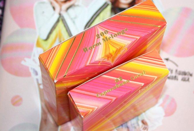 Verpakkingen KIKO Essential Bronzer en Sun Lovers Blush