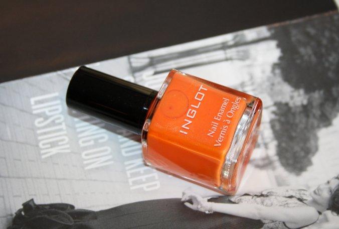Beautybox mei 2014  - INGLOT nagellak