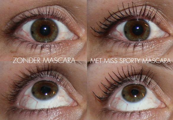MissSportyIncrediballmascara