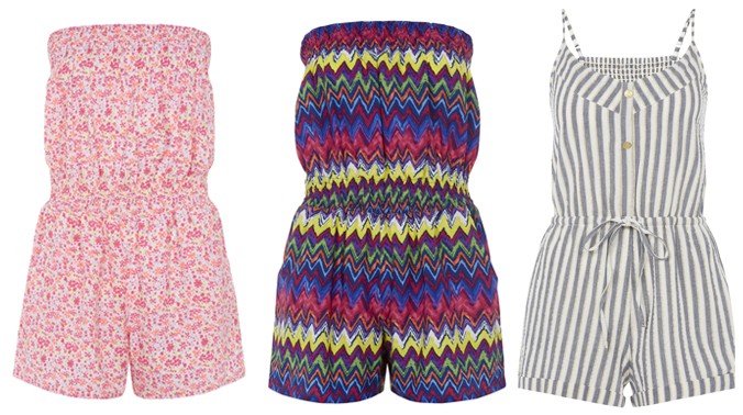 Primark swimwear playsuits