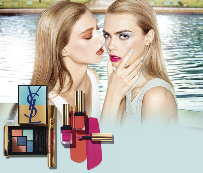 YSL Summerlook