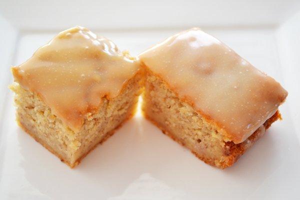 bananen/karamel cake