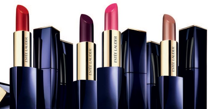 Estée Lauder Pure Color Envy Sculpting lipsticks