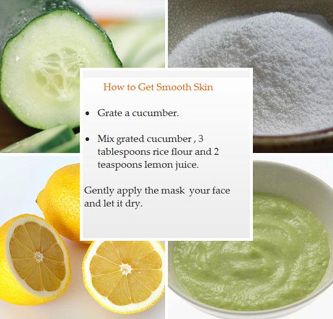 gezond gezichtsmasker