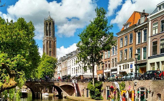 Utrecht hotspot winkelen
