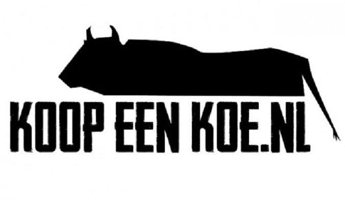 koop een koe logo